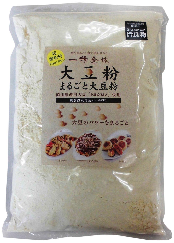 大豆まるごと工房 大豆粉 500g
