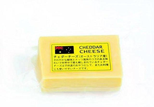 オーストラリア産 ホワイトチェダーチーズ 200g