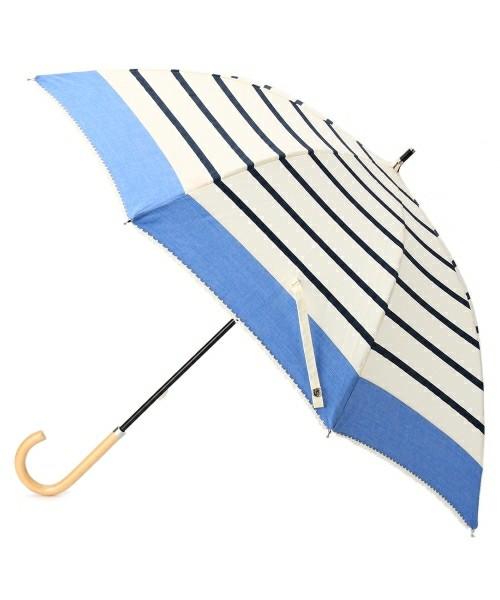 晴雨兼用フレンチマリン長傘
