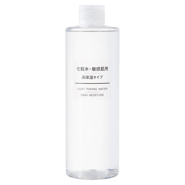 <無印良品>化粧水・敏感肌用・高保湿タイプ(400ml)
