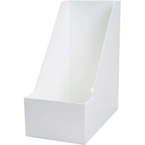 A4ファイルスタンド オールホワイト