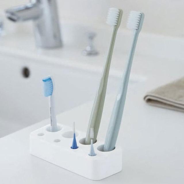 歯ブラシ&歯間ブラシスタンド(ミスト)