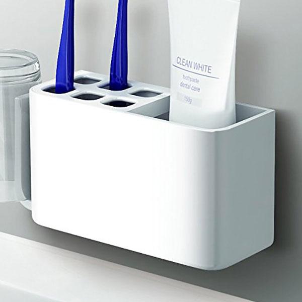 浴室マグネット 歯ブラシスタンド(RAXE)