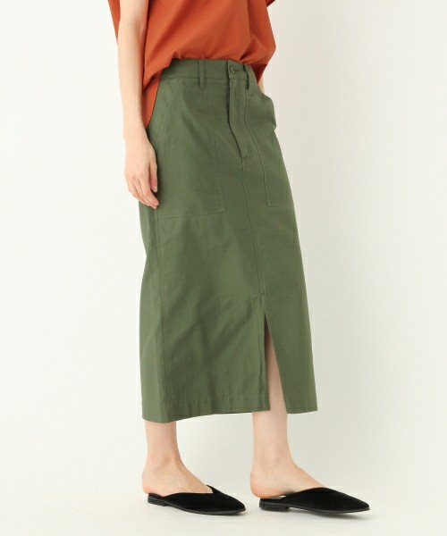 ベイカータイトスカート