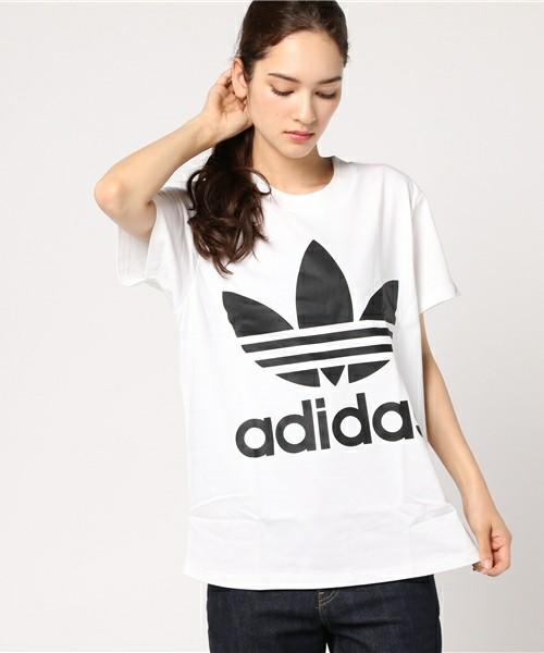 オリジナルス Tシャツ [BIG TREFOIL TEE]