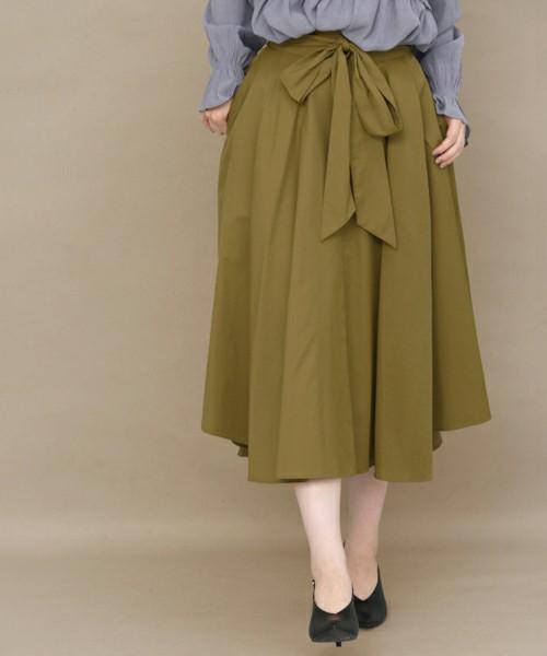 エイトパーツスカート