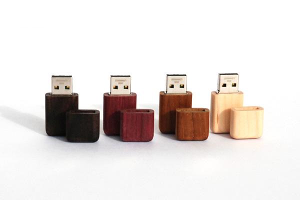 木製USBメモリ「Tablet(タブレット)」