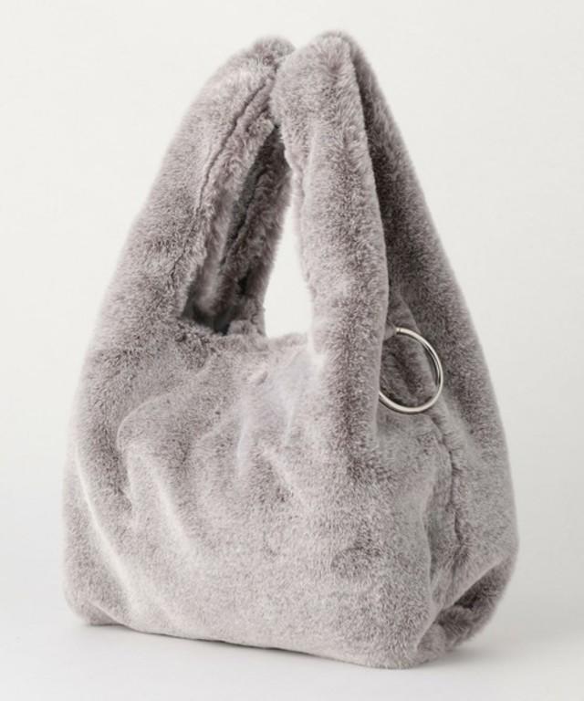 エコファーショッパーバッグ
