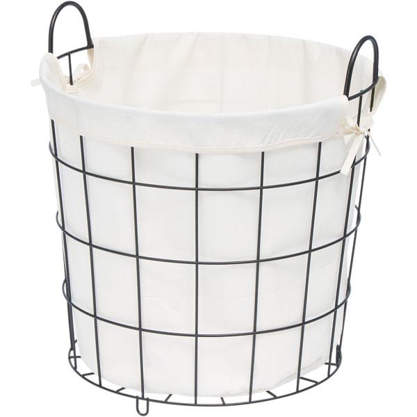 ランドリーバスケット フィル 丸型(CI 30L)