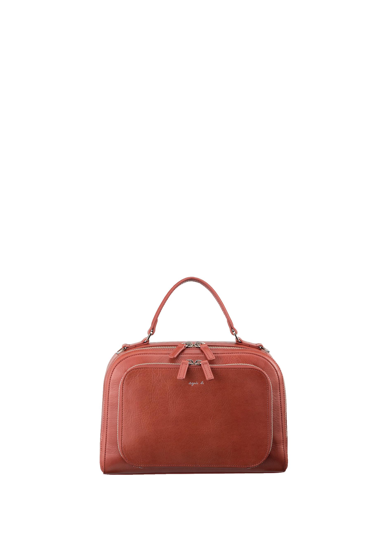 2way leather handbag