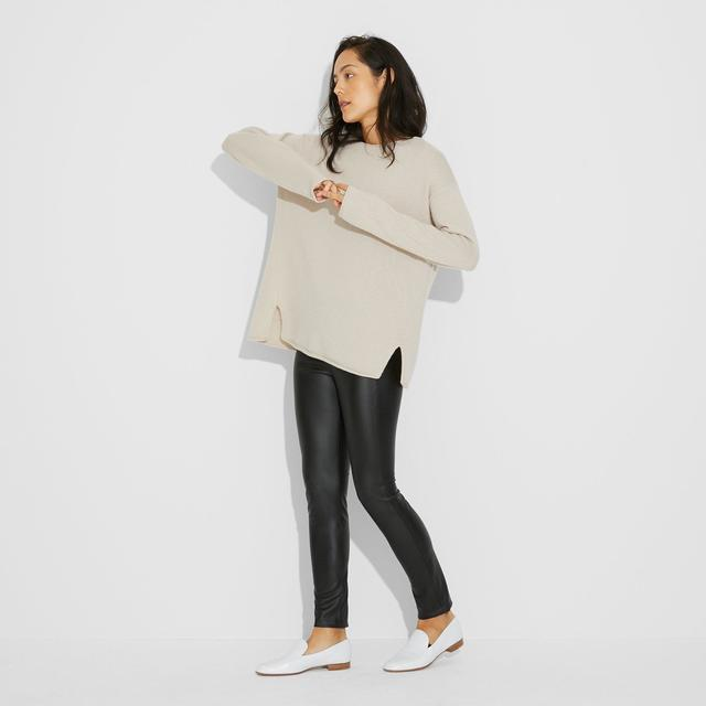 Mercer Wool Cash Oversized Crew