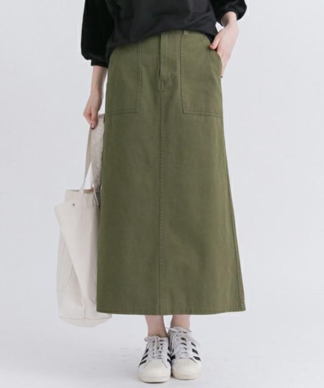 Sonny Label ベイカーポケットロングスカート