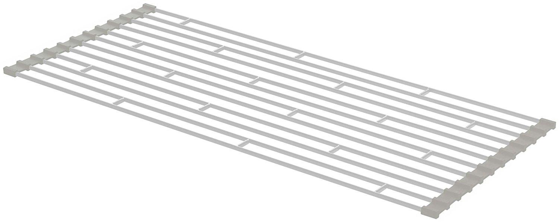 折り畳み水切り プレート L ホワイト