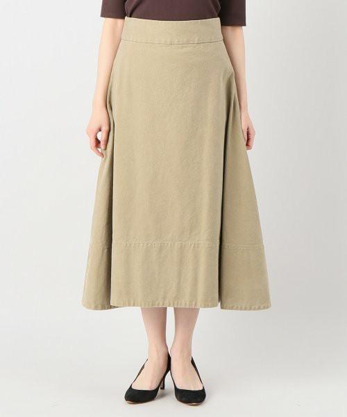 フレアチノスカート