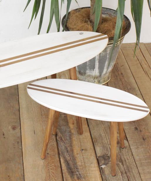 サーフボードミニテーブル