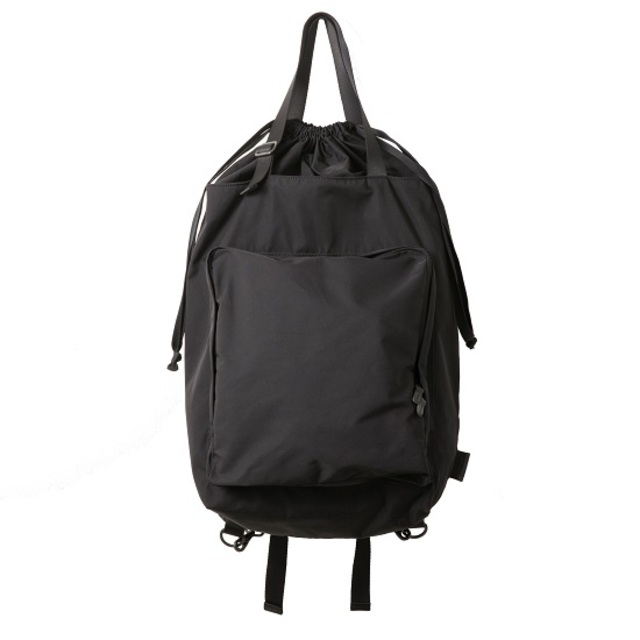 Gabardine 2way Backpack
