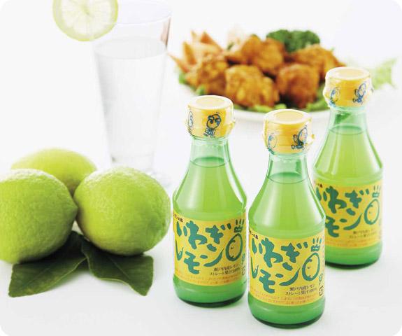いわぎレモン(100%レモン果汁)