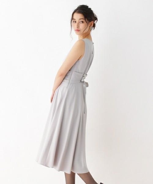 Luxe brille コルセット切替ドレス