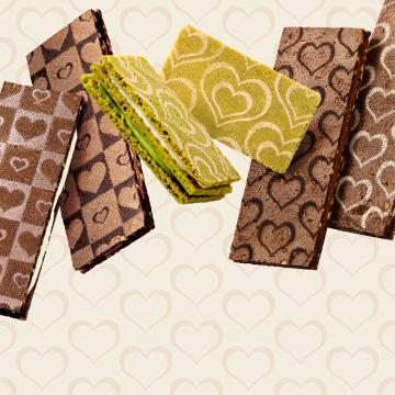 銀のぶどうの チョコレートサンド8枚入 〈アーモンド〉