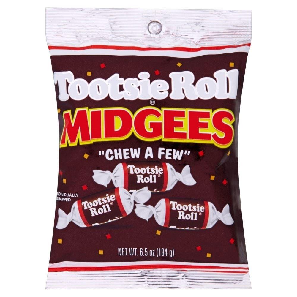 トッツィーロール midgees