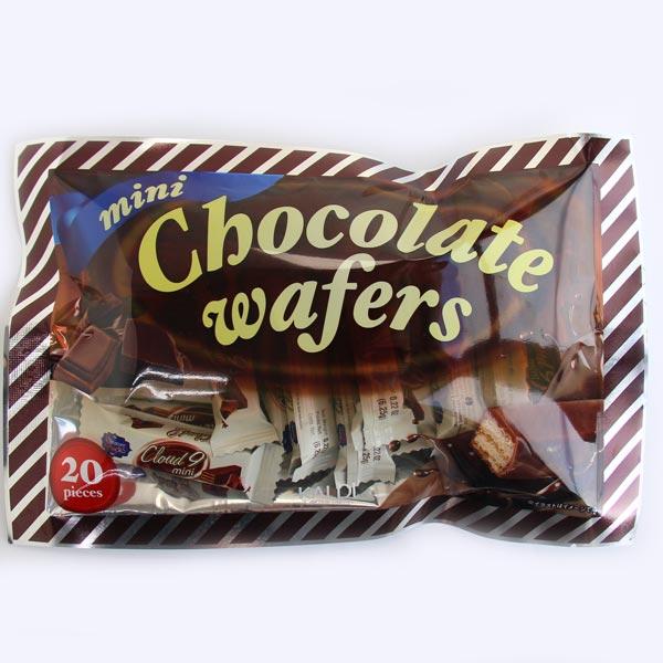 ミニチョコレートウエハース 20P