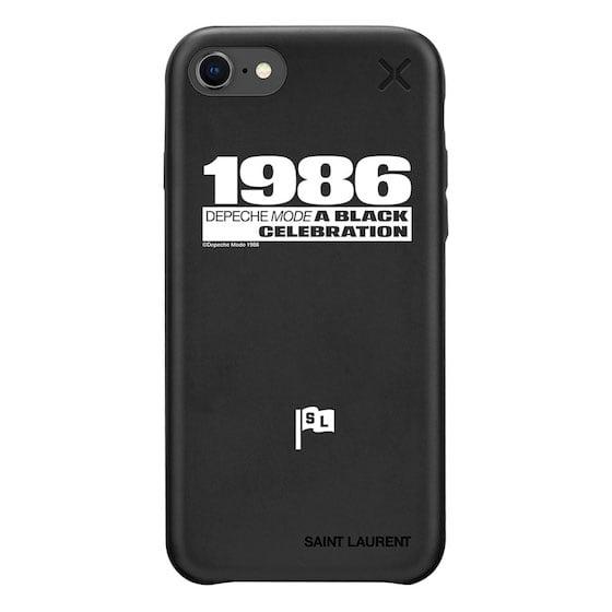 Saint Laurent X Casetify Matte Snap Case