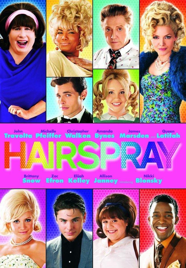 ヘアスプレー(DVD)