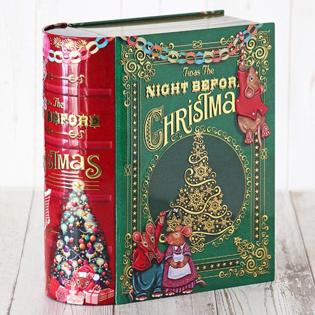 クリスマス ブックティン