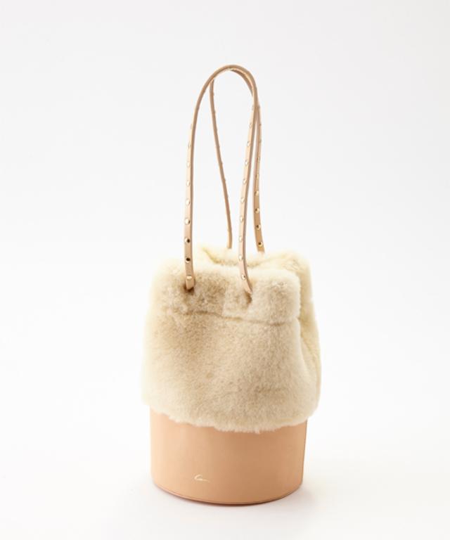 Fur Purse Mini Bag