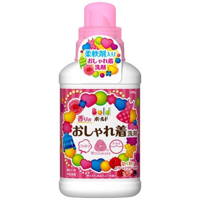ボールド 洗濯洗剤 液体 香りのおしゃれ着洗剤