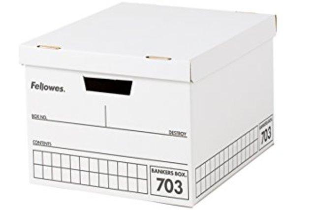 バンカーズボックス 703ボックス