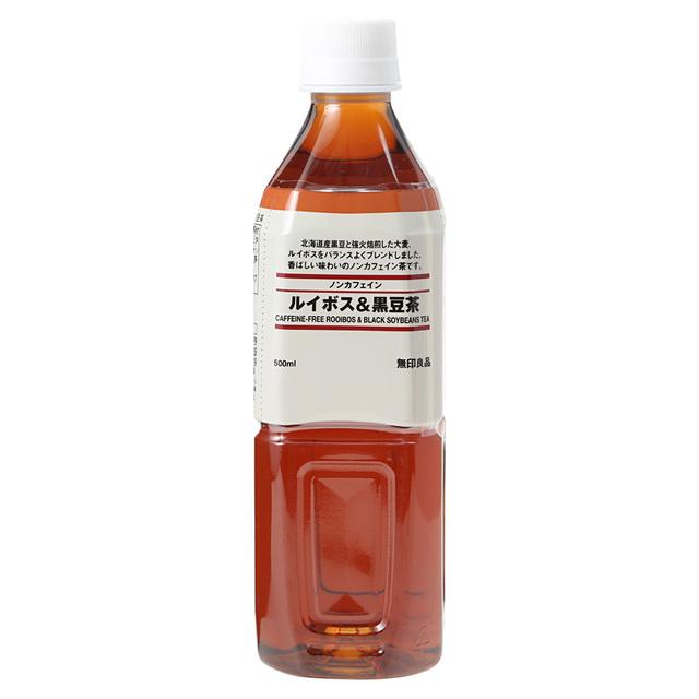 ノンカフェイン ルイボス&黒豆茶 500ml