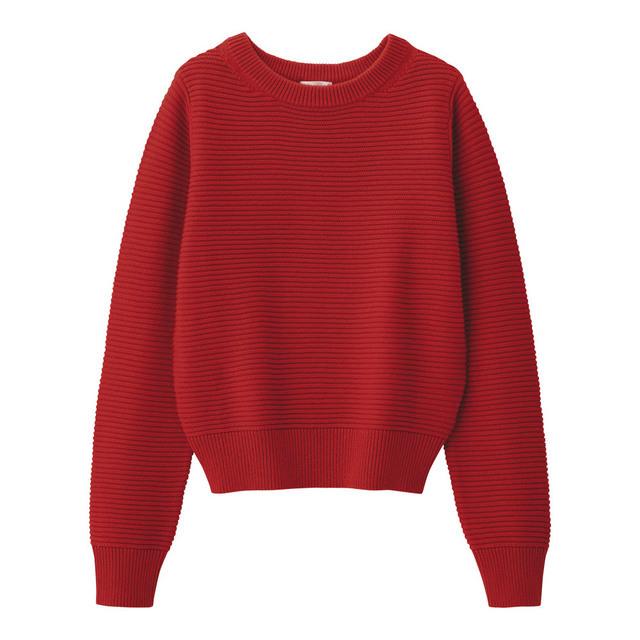 ガーターセーター(長袖)
