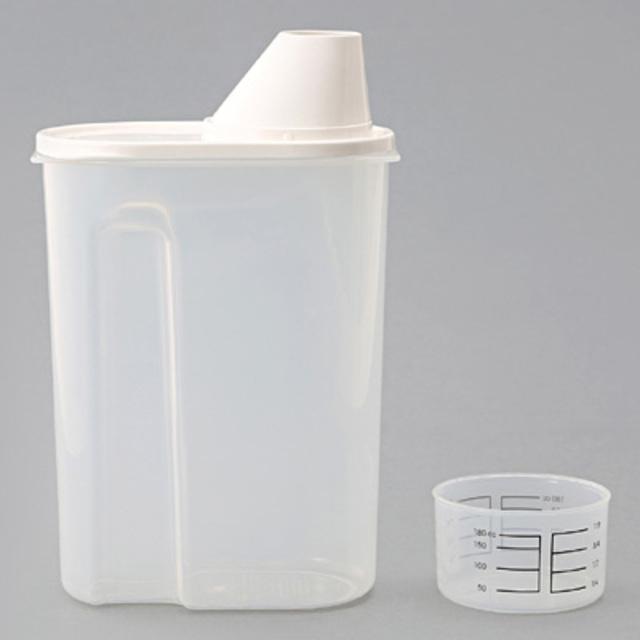 冷蔵庫用米保存容器 約2kg用