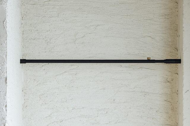 001 Tension Rod A ブラック