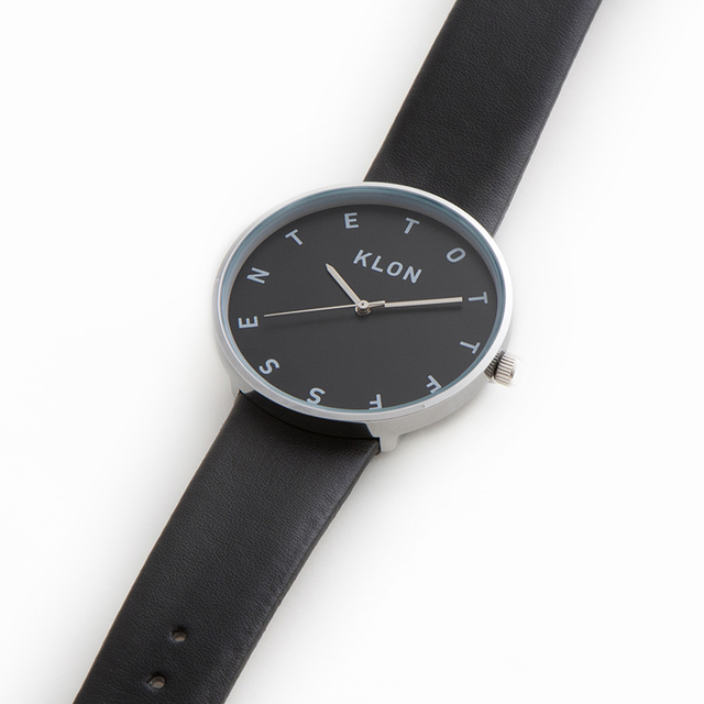 LIMITED MODEL -ALPHABET TIME THE WATCH-