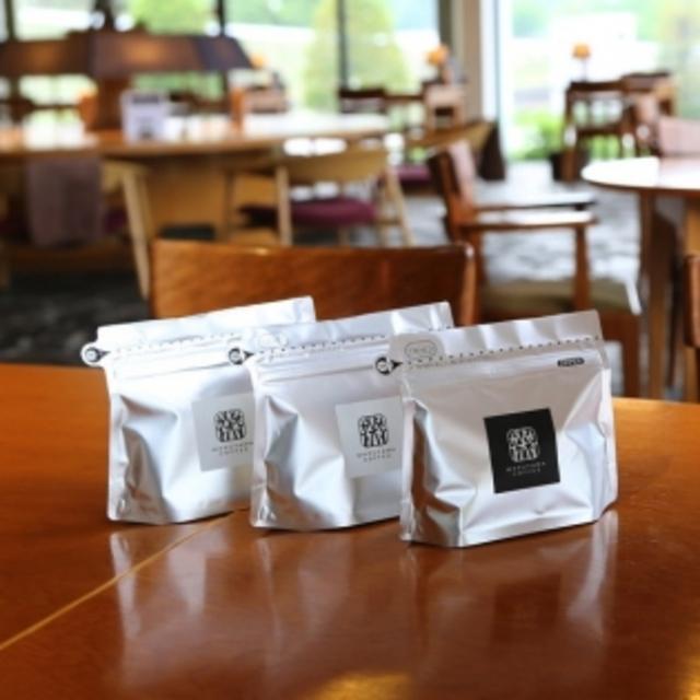 旬のおまかせコーヒー3種
