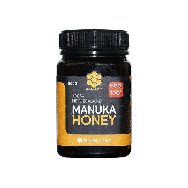マヌカハニー蜂蜜 MGO 100+ 500g  ニュージーランド産