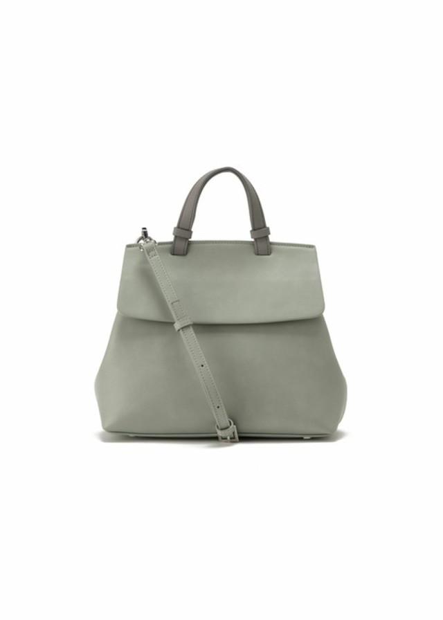 slim flap 2way bag