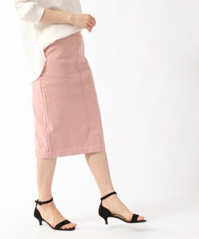 ソフトタッチストレッチタイトスカート