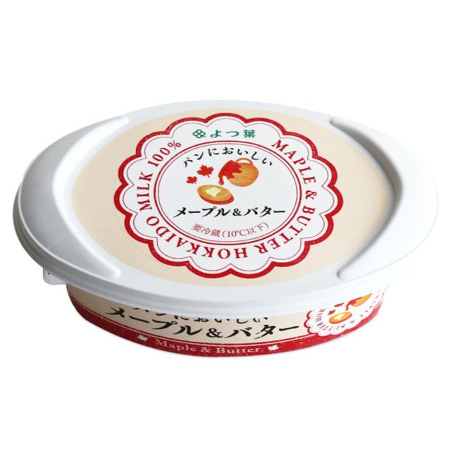 【冷蔵品】パンにおいしいメープル&バター 100g