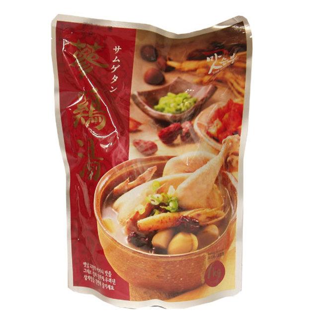 マッスンブ サムゲタン(参鶏湯)1kg