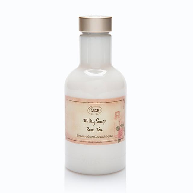 MilkySoap(Rose Tea)