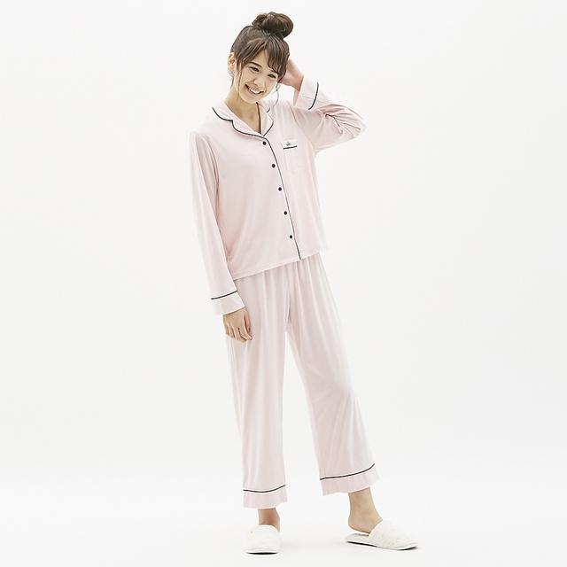 パジャマ(長袖・ベロア)