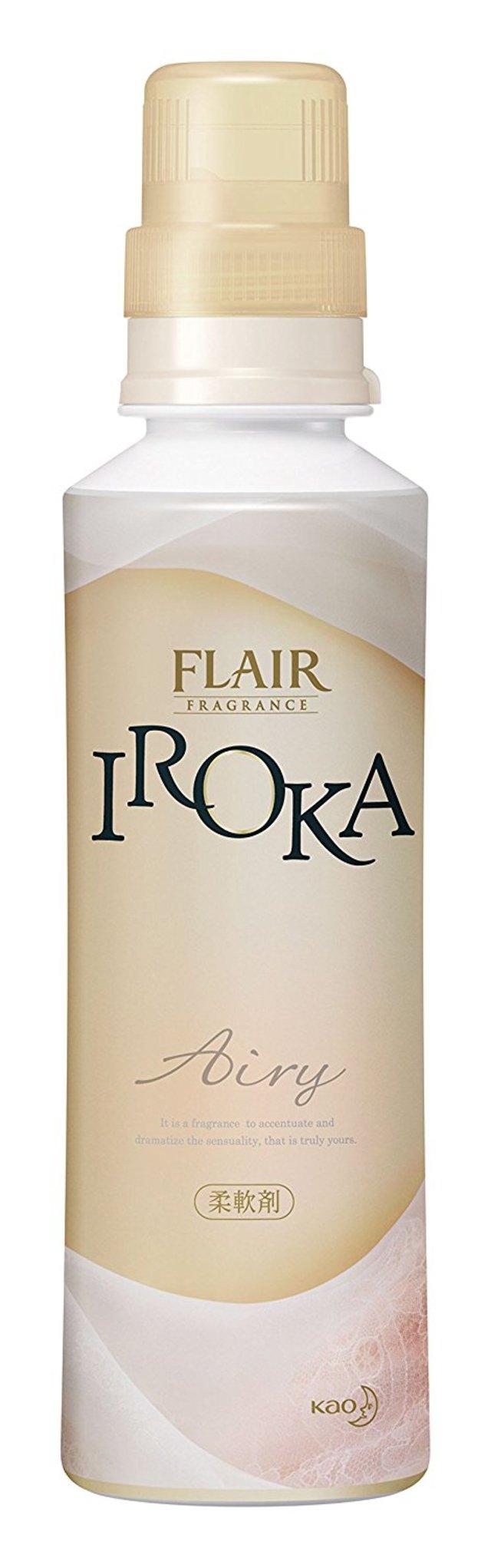 フレア フレグランス 柔軟剤 IROKA エアリー
