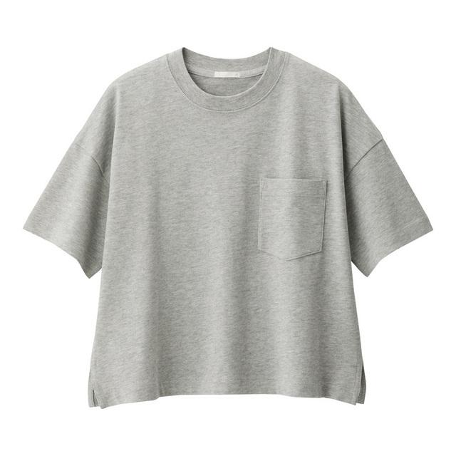 ヘビーウェイトT(5分袖)