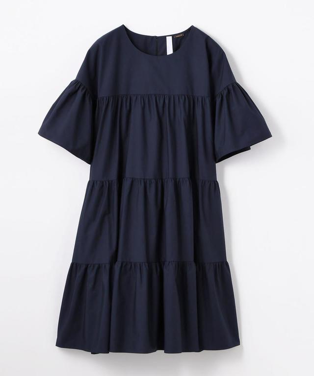 MERLETTE×TOMORROWLAND ST GERMAIN ボリュームティアードドレス