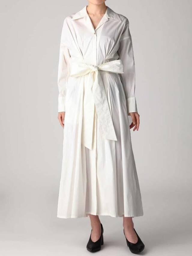 DRESSED SHIRT ONE-PIECE