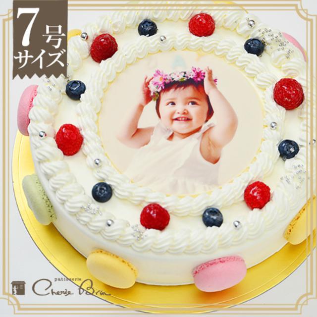 シェリーブラン オリジナル写真ケーキ