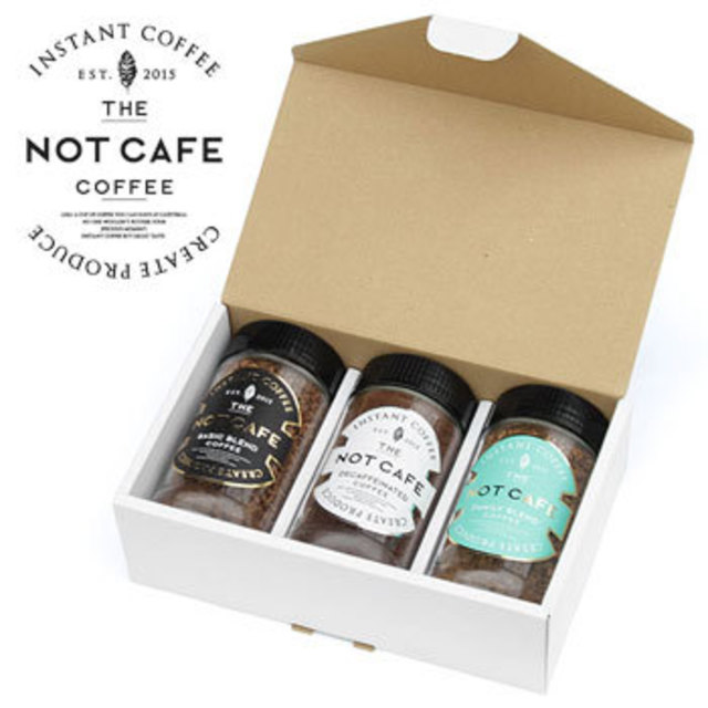 NOT CAFE INSTANT COFFEE GIFT 3SET COFFEE